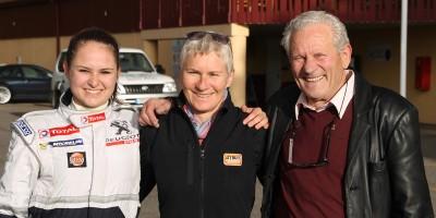 3 générations de Bertapelle !