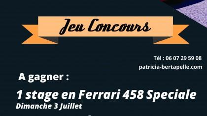 Affiche Jeu Concours FB